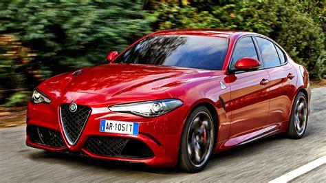 Alfa Romeo Clothing by Alfa Romeo S Giulia Quadrifoglio Is A Wolf In Sheep S