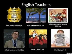 english teacher meme