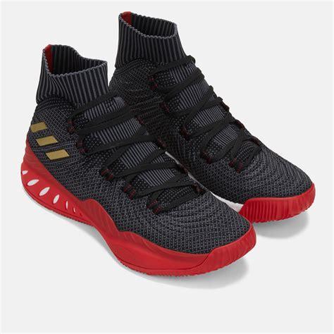 adidas Crazy Explosive 2017 Primeknit Basketball Shoe