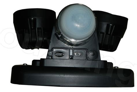 led motion sensor light with camera long life span led pir sensor light security light camera