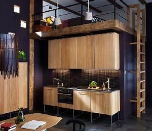 ikea faire une cuisine ouverte dans un studio With faire une cuisine ouverte