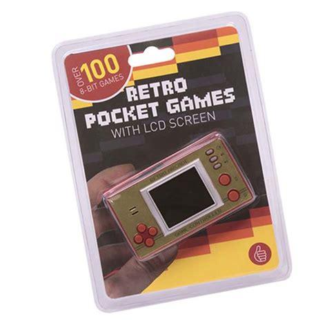 thumbs retro pocket games bit games