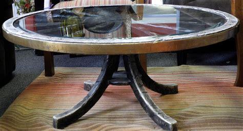 wagon wheel coffee table antique wagon wheel coffee table coffee table design ideas