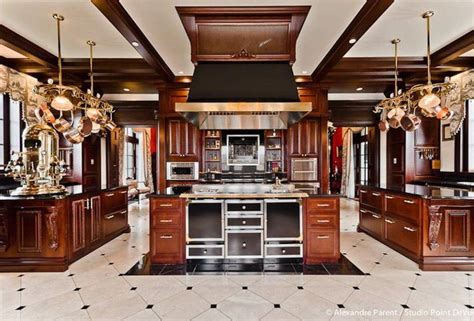 kitchen island montreal dion s castle like 25 5 million laval mansion on a