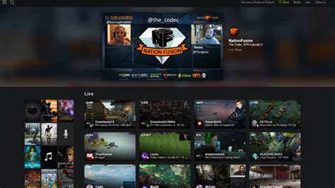 Twitch And Beyond The Best Video Game Live Streaming