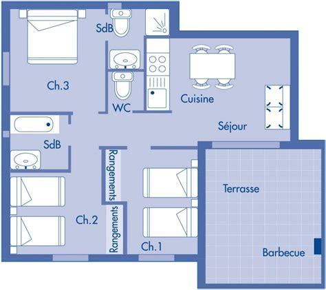 plan chambre hotel hôtel à sainte de porto vecchio u paesolu résidence