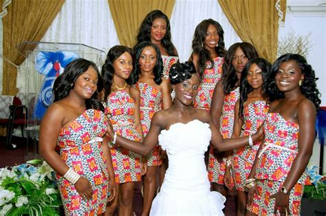 40 Fashionable African Wedding Attire Ideas and Styles