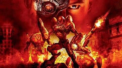 Conquer Command Tiberium Nod Wars Brotherhood Wallpapers