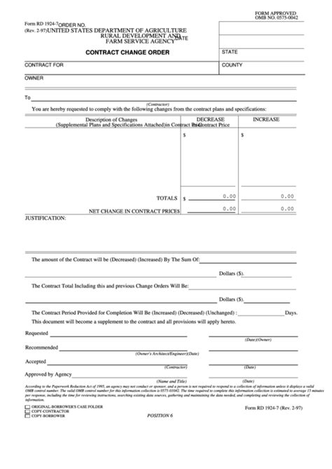 usda form rd 442 2 top 5 usda rural development forms and templates free to