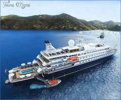 Yacht Cruises by Seadream Yacht Club Cruises Travel Guide Toursmaps