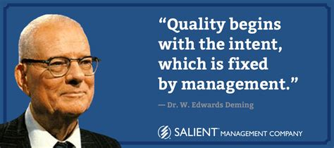 demings  points  quality management salient