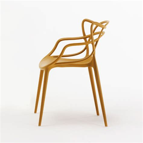 chaise masters masters chair mustard philippe starck eugeni quitllet