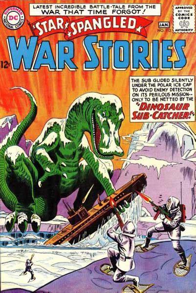 Star Spangled War Stories - DC Comics