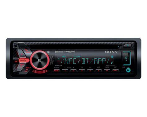 Sony Car Stereo Radio Bluetooth Cd Player Dash Install