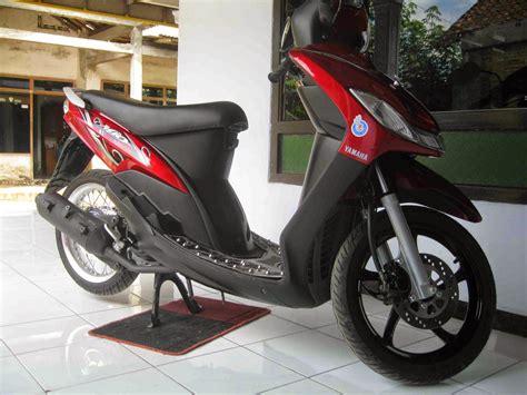 Modif Mio Soul Pelek 17 Warna Biru by 100 Gambar Motor Modifikasi Mio Sporty Terbaru Gubuk