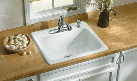 kitchen single sink types of kitchen sinks read this before you buy 2547
