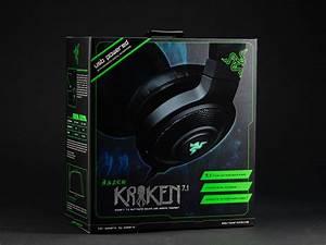 Razer Kraken 71 Gaming Headset Surround Sound USB Gaming