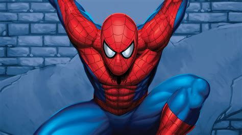 wallpaper spider man marvel comics  creative graphics
