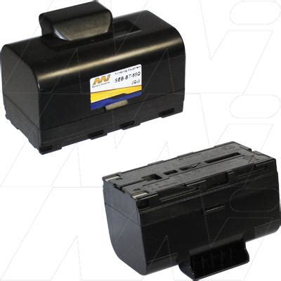surveying equipment battery suitable replacement for topcon bt 65q bt 66q battery doctor for