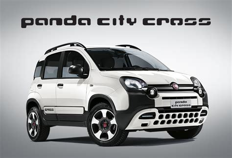 nuova panda city cross il suv cittadino officine santoro