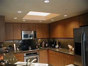 How to do recessed lighting in kitchen : Recessed lighting installation layout placement spacing