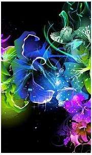 Fresh and vibrant | Abstract art wallpaper, Abstract ...