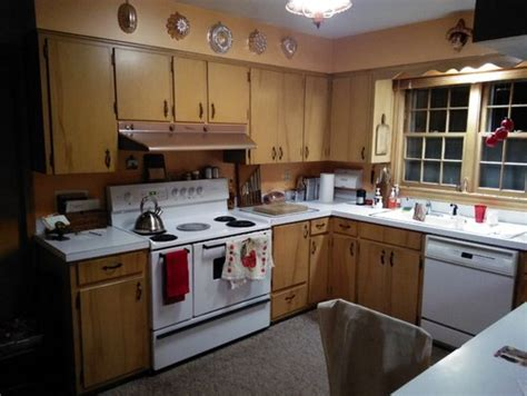 Renovate or update mid century 1960 kitchen?