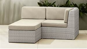 Small outdoor sectional sofa sofa outdoor sectional sofas for Outdoor sectional sofa dimensions