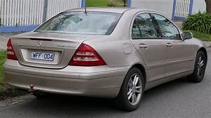 2002 Mercedes-benz C 180 Kompressor  W 203 My03  Elegance Sedan  2015-07-09  03
