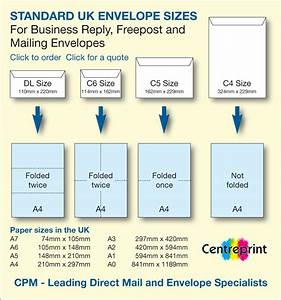 Envelope sizes standard uk envelope sizes for c6 dl c5 for Us letter envelope size