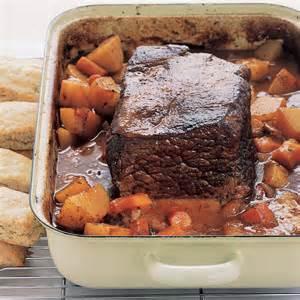 roast in oven ge oven pot roast recipe oven