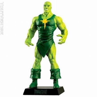 Eaglemoss Figurine Socle Classic Clasf Marvel Plomb