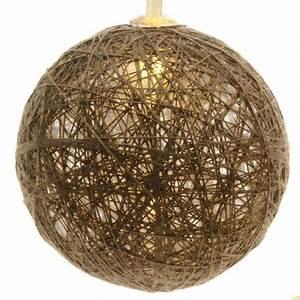 Guirlande Boule Coton : guirlande lumineuse boules de coton blanc chaud 24 led guirlande lumineuse eminza ~ Teatrodelosmanantiales.com Idées de Décoration