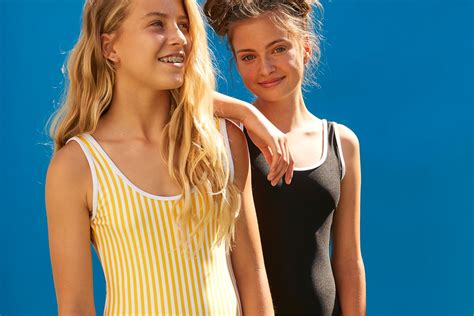Teen Girls Swimwear Bikinis And More Cotton On