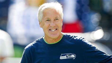 seattle seahawks coach pete carroll tweets  nfl draft