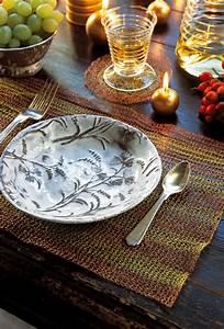 Set De Table Au Crochet : set de table crochet laiton marie claire ~ Melissatoandfro.com Idées de Décoration