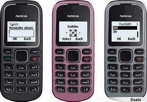 Nokia 1280 Picture Gallery