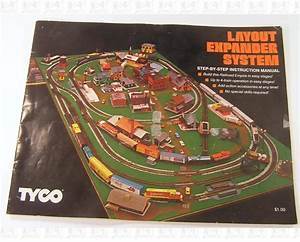 Tyco Ho Layout Expander System Instruction Manual
