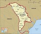 Moldova   History, Population, Map, Flag, Capital, & Facts ...