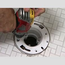 How To Install The Cove Base Tile And Toilet  Howtos  Diy