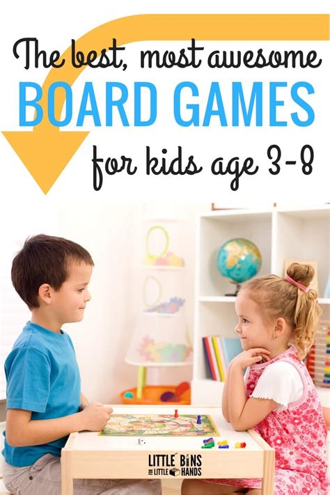 meaningful picture books for with positive 331 | Preschool Board Games Kindergarten Board Games and Board Games for Ages 3 8