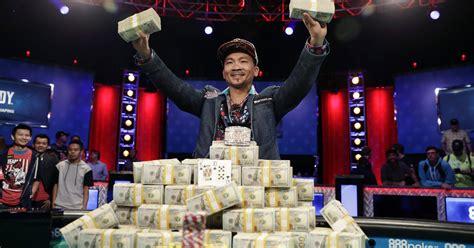 world series of poker final table world series of poker qui nguyen wins final table takes