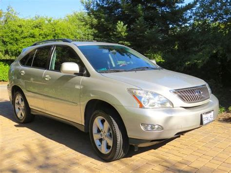 Sell Used 2005 Lexus Rx330 Base Sport Utility 4-door 3.3l