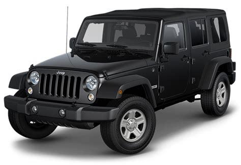 jeep wrangler unlimited model information