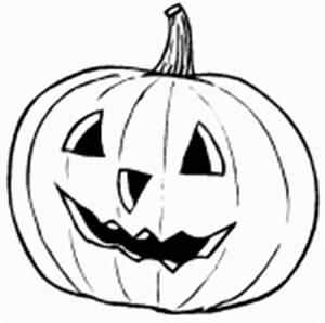 Visage Citrouille Halloween : coloriage gratuit d 39 images de citrouilles d 39 halloween ~ Nature-et-papiers.com Idées de Décoration