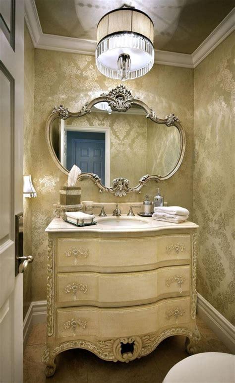 sparkle bathroom mirror powder room makeover ideas quinju com
