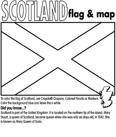 scotland crayolacouk