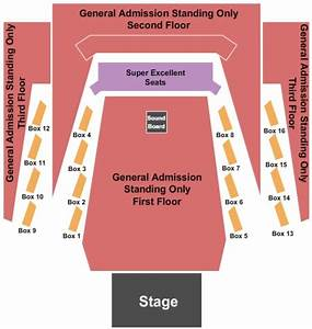 Anthem Seating Chart Washington Dc The Anthem D C Tickets And The Anthem D C Seating