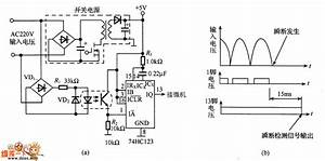 ac power monitor circuit diagram power supply circuit With ac power circuit
