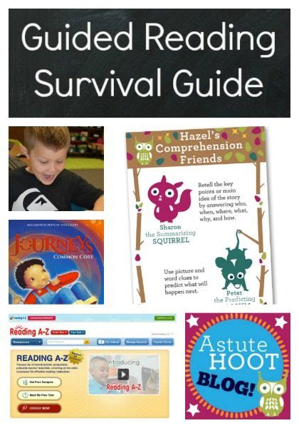 Guided Reading Survival Guide Part 2